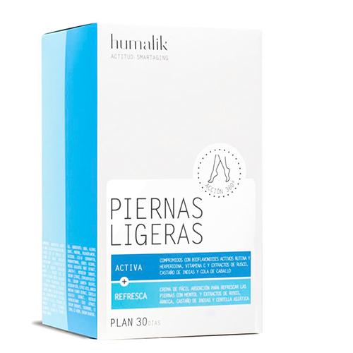 PIERNAS LIGERAS plan