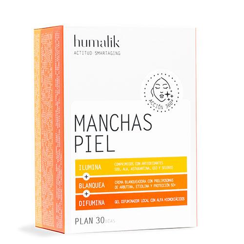 MANCHAS piel