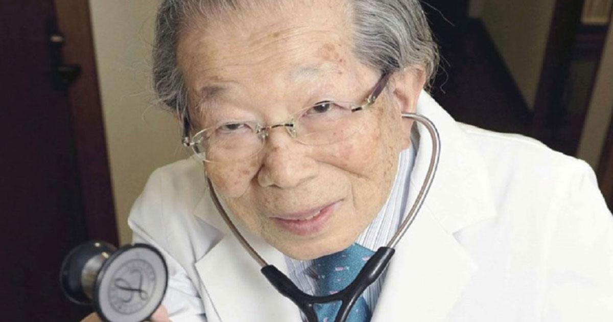 Consejos saludables doctor japonés