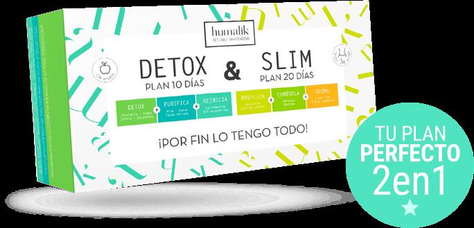 Plan Detox Slim